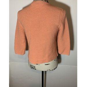 Cynthia Steffe Sweaters - Cynthia Steffe Chunky Knit Open Cardigan